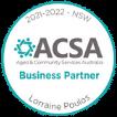 Aged & Community Services Australia Business Partner